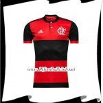 Maillot De Foot Flamengo Retro Domicile 2017/2018 Junior