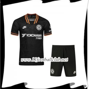 Le Nouveau Ensemble Maillot FC Chelsea Third 2019/2020 Officiel