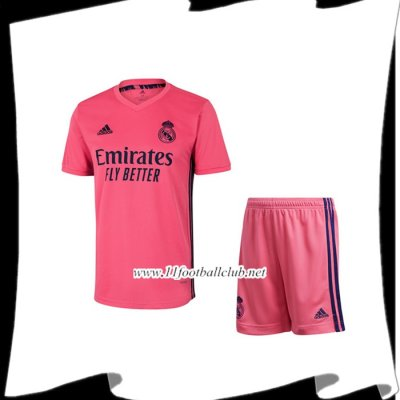 Nouveau Ensemble Maillot Foot Real Madrid Exterieur + Short 2020/2021
