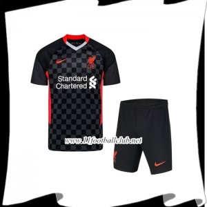 Nouveau Ensemble Maillot FC Liverpool Third + Short 2020/2021